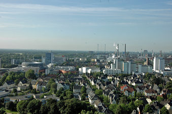 The City of Leverkusen