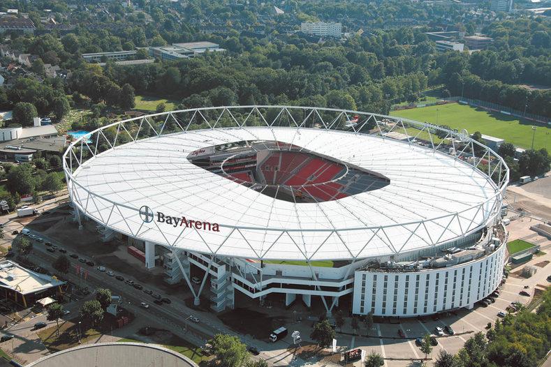 Stadion Leverkusen
